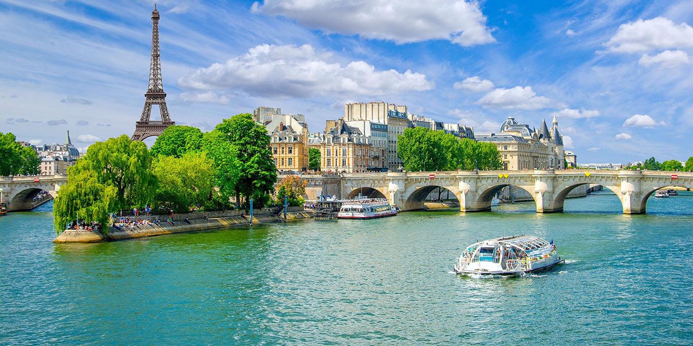 Billigfluege - Paris