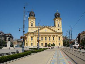 Debrecener Kirche