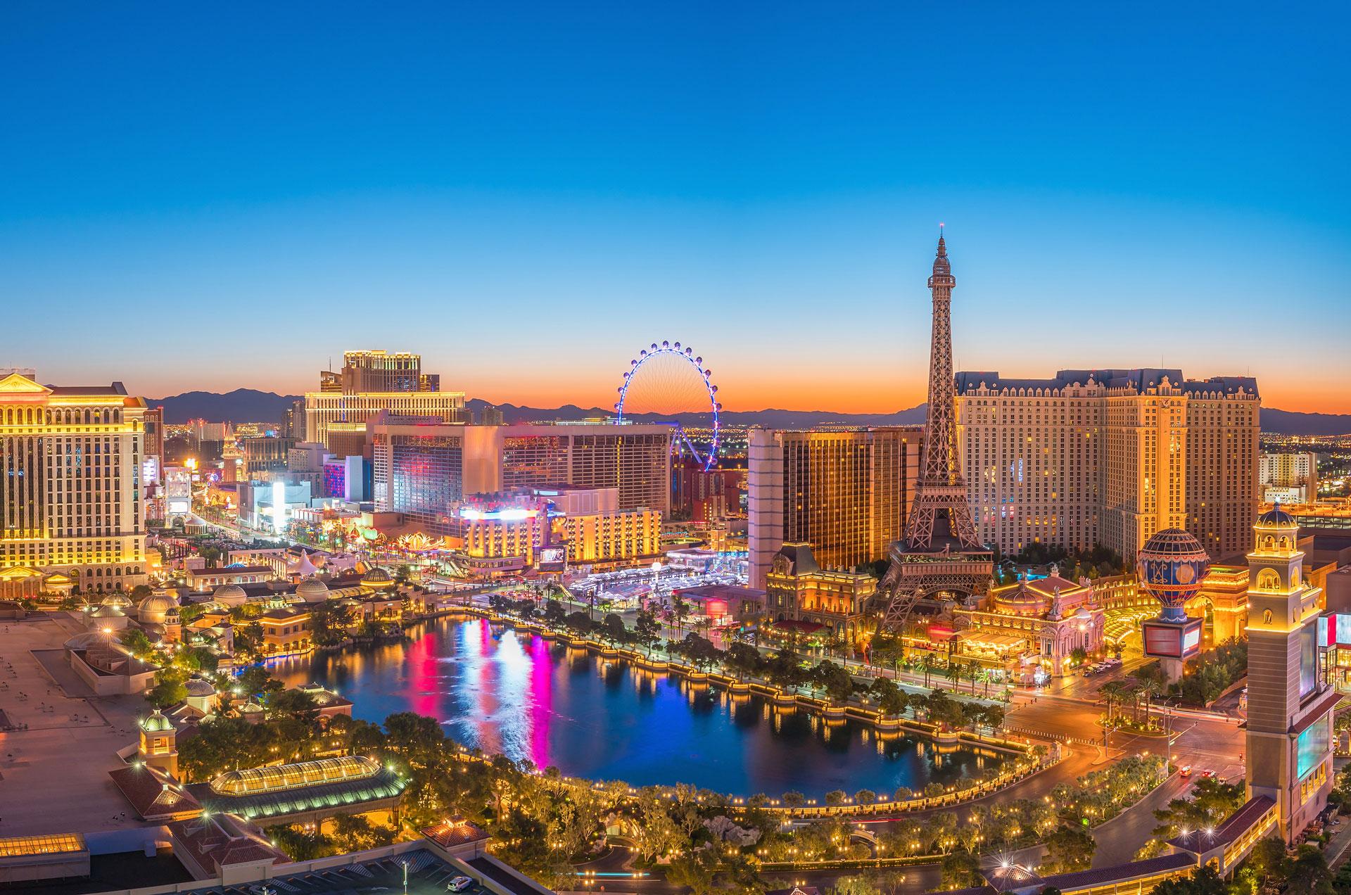 Billigflug Las Vegas