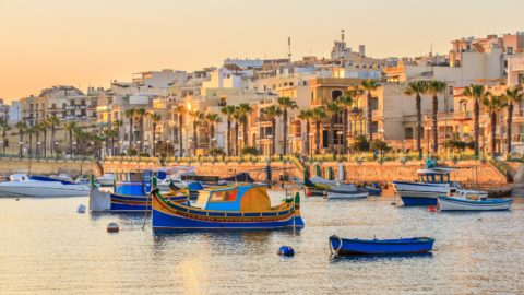 Billigflüge nach Malta