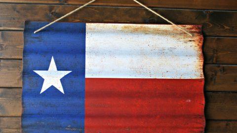 Flagge Texas