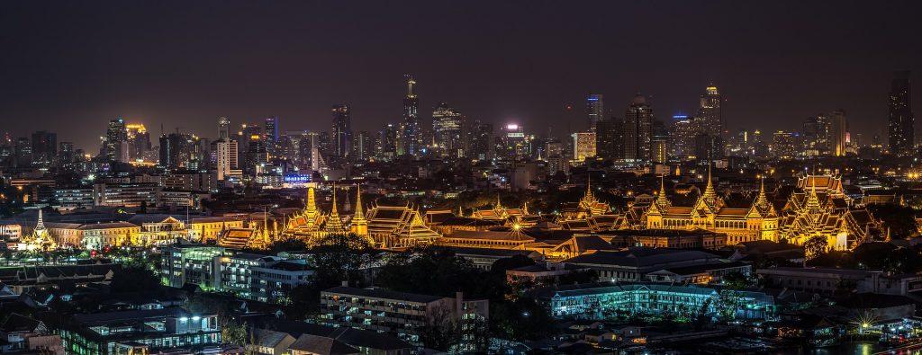 Grand Palace Wat Phra Keo Bangkok