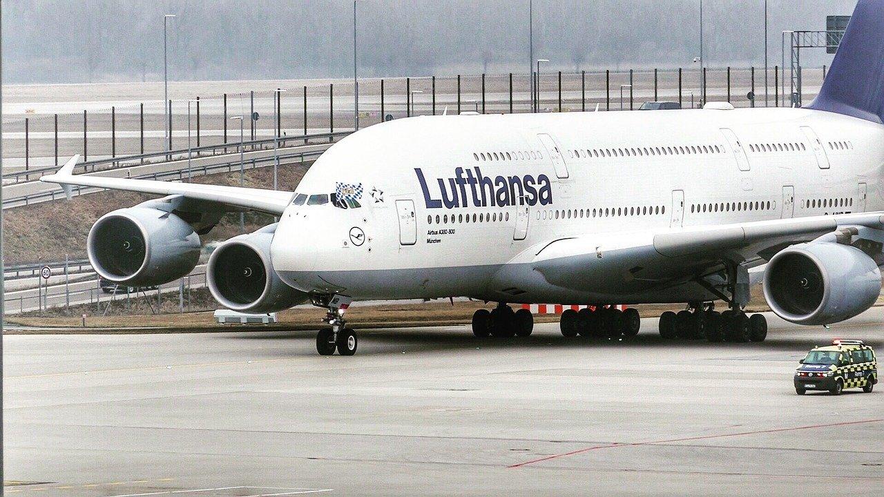 Lufthansa Streik Sommer 2021