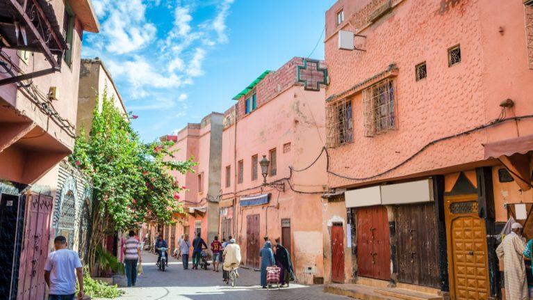 Billigflüge nach Marrakesch