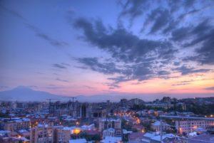 Billigflüge nach Jerewan